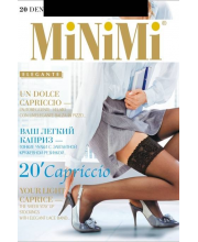 Чулки Mini CAPRICCIO 20 DEN Nero MINIMI