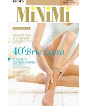 Носки Mini BRIO 40 DEN Lycra Caramello 2 пары
