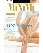 Носки Mini BRIO 40 DEN Lycra Nero 2 пары