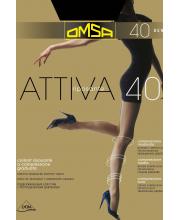 Колготки Oms Attiva 40 DEN Nero