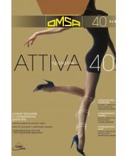 Колготки Oms Attiva 40 DEN Visone
