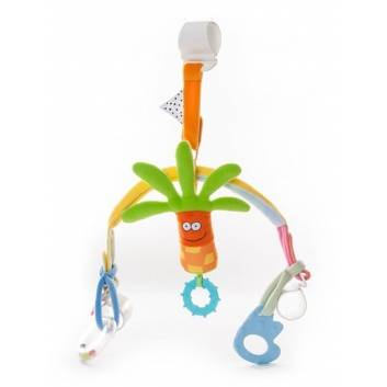 Игрушки, Подвеска Игрушка Игровой центр в коляску Taf Toys , фото