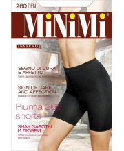 Шорты Mini PIUMA 260 DEN SHORTS Nero