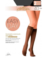Гольфы Oms Gamb. Easy Day 40 DEN Fumo 2 пары