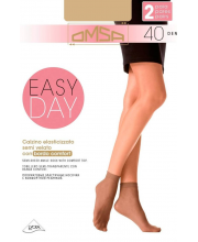 Носки Oms Calzino Easy Day 40 DEN Caramello 2 пары OMSA