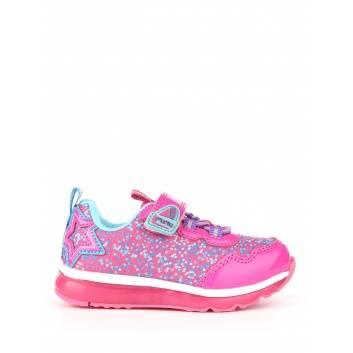 Обувь, Кроссовки со светящейся подошвой MURSU (малиновый)231096, фото