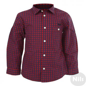 Мальчики, Рубашка MAYORAL (красный)623424, фото