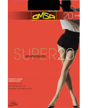 Колготки Oms Super 20 DEN Nero