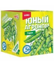 Набор для выращивания растений Юный Агроном Горох Lori
