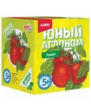 Набор для выращивания растений Юный Агроном Томат Lori