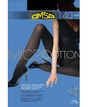 Колготки Oms Micro&Cotton 140 DEN Nero