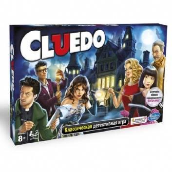 Игрушки, Игра Cluedo детективная HASBRO 231258, фото
