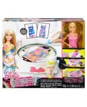 Набор для создания цветных нарядов с куклой Mattel
