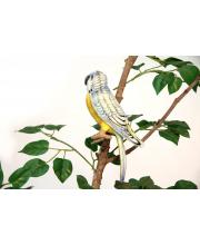 Попугай волнистый 15 см Hansa