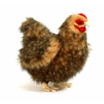Игрушки, Курица островной породы 30 см Hansa , фото