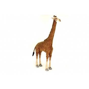 Игрушки, Жираф 200 см Hansa 226511, фото