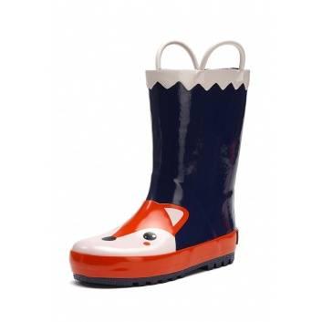 Обувь, Резиновые сапоги Лиса OLDOS (темносиний)232027, фото