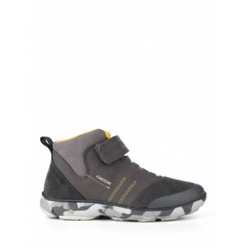 Обувь, Кеды J NEBULA BOY GEOX (серый)232400, фото