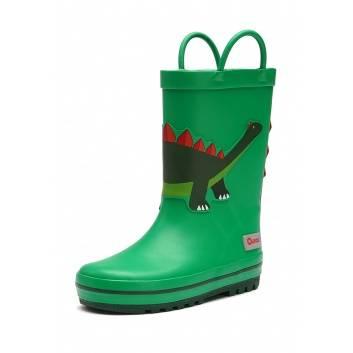 Обувь, Резиновые сапоги Динозавр OLDOS (зеленый)232035, фото