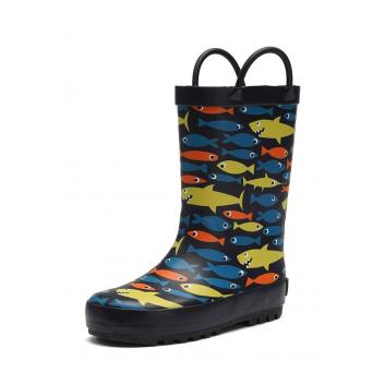 Обувь, Резиновые сапоги Акула OLDOS (темносиний)232042, фото