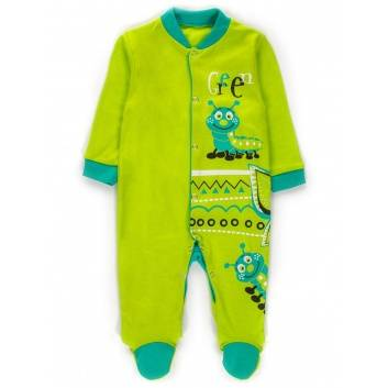 Малыши, Комбинезон M&D (зеленый)184541, фото