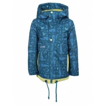 Девочки, Куртка Дайвер Emson (бирюзовый)223848, фото