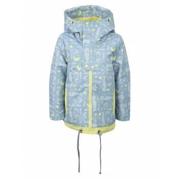 Девочки, Куртка Дайвер Emson (голубой)223846, фото
