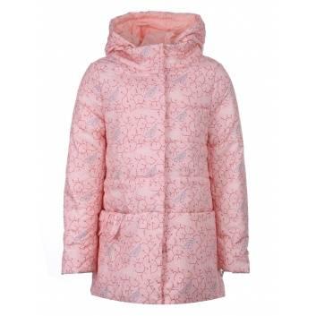 Девочки, Куртка Барышня Emson (розовый)224214, фото