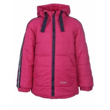 Девочки, Куртка Чемпионат Emson (малиновый)224397, фото
