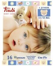 Подгузники Junior 11-25 кг 16 шт
