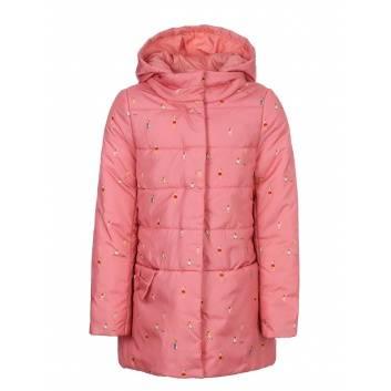 Девочки, Куртка Барышня Emson (коралловый)224215, фото