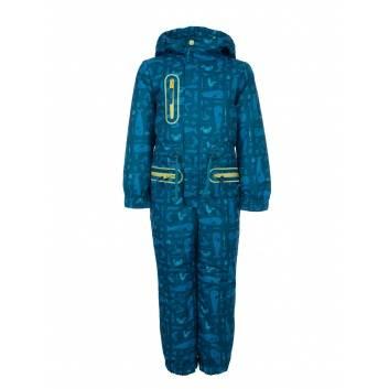 Верхняя одежда, Комбинезон Водолаз Emson (бирюзовый)223654, фото
