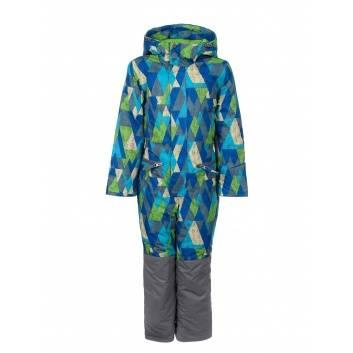 Верхняя одежда, Комбинезон Графика Emson (синий), фото