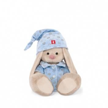 Игрушки, Мягкая игрушка Зайка Ми в пижаме 23 см BUDI BASA , фото