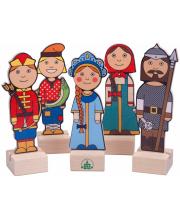 Набор Герои русских сказок Краснокамская игрушка