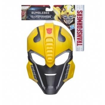 Игрушки, Маска Transformers Bumblebee HASBRO 231307, фото