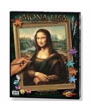 Раскрасна по номерам Мона Лиза Леонардо да Винчи Schipper