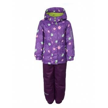 Девочки, Комплект Космик 2 предмета Emson (фиолетовый)223823, фото
