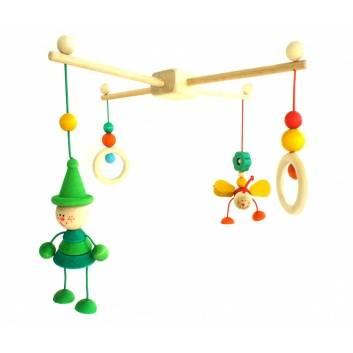 Игрушки, Мобиль Лесная сказка S-mala 232639, фото