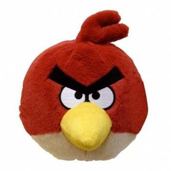 Игрушки, Фигурка Angry Birds со звуком 12 см Commonwealth , фото