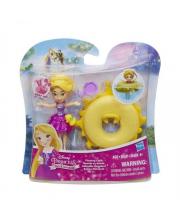 Кукла Princess плавающая в круге HASBRO