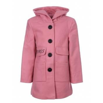 Девочки, Пальто Kidly (розовый)225013, фото