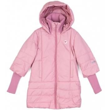 Девочки, Пальто PlayToday (розовый)197430, фото