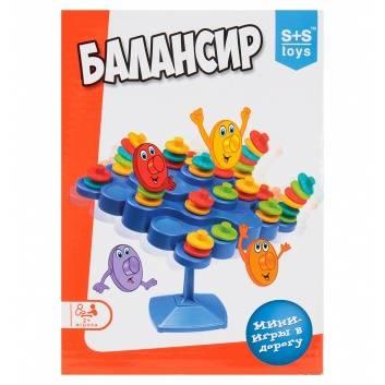 Ликвидация, Игра мини Балансир S+S Toys 226913, фото
