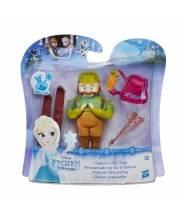 Набор Frozen Маленькая кукла Oaken's Ski Trip HASBRO