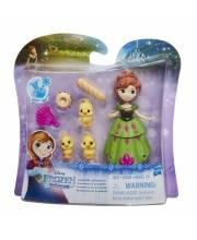 Набор Frozen Маленькая кукла Anna's Arendelle Adventure HASBRO