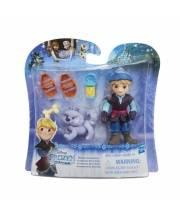 Набор Frozen Маленькая кукла Kristoff's Winter Adventure HASBRO