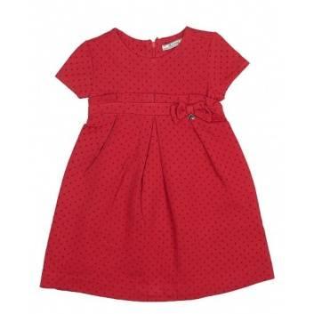 Девочки, Платье MAYORAL (красный)506998, фото