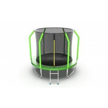 Спорт и отдых, Батут Cosmo 8ft Green EVO JUMP , фото