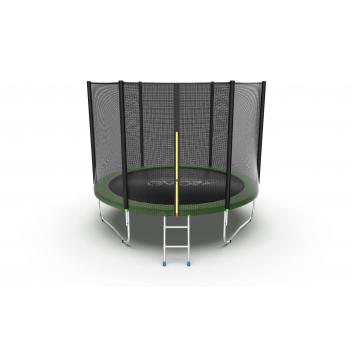 Спорт и отдых, Батут External 10ft Green EVO JUMP 227367, фото
